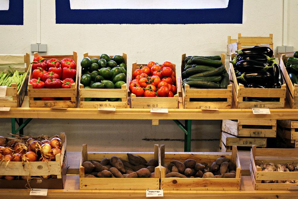 Gemüse – Foto: Sonja Lukenda