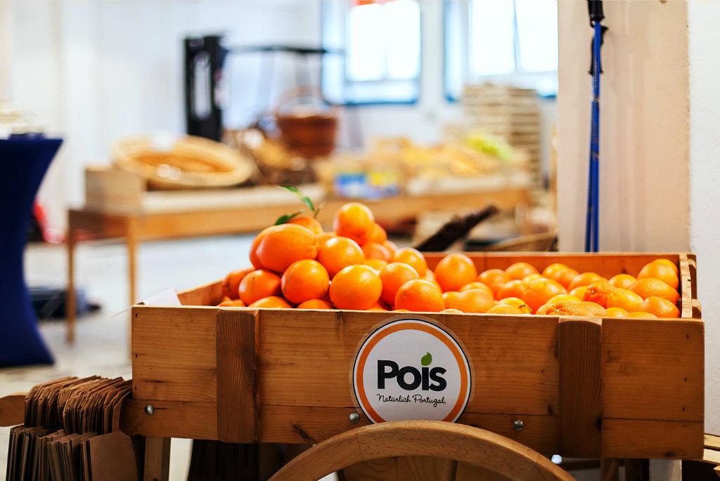 Orangen – Foto: Annette Kuhls