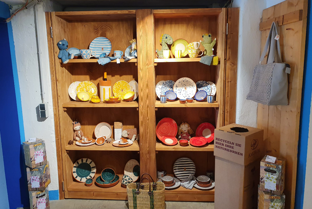 Handgefertigte Keramik – Foto: Matthias Kästner